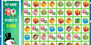 Hra - Christmas Puzzle
