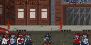 Hra - Urban Wizard 4