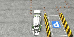 Hra - Construction Truck 3D