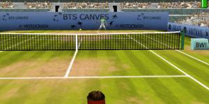 Hra - Tennis 3D