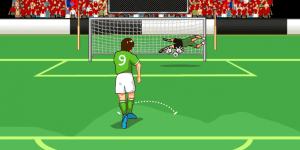 Hra - Soccer Free Kick Challenge 2
