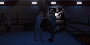 Hra - Super Ultra Drunk Fighting Arcade