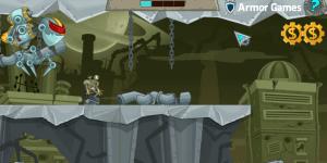 Hra - Runner Bot
