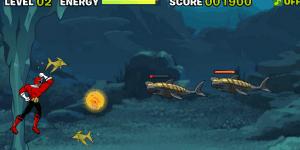 Hra - Power Rangers Samurai Deep Sea