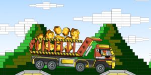 Hra - Lego Truck Transport