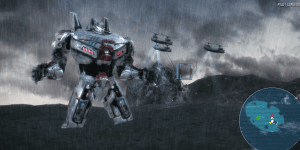 Hra - Pacific Rim Jaeger Combat Simulator