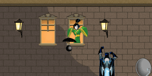 Hra - Batman The Umbrella Attack