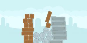 Hra - Crazy Bricks