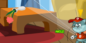 Hra - Lone Mosue vs. Bad Cat