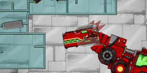 Hra - Dino Robot Spinosaurus