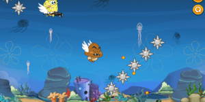 Hra - Spongebob Brave Adventure