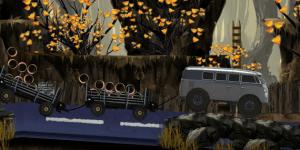 Hra - Swamp Cargo Truck