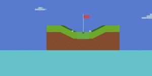Hra - Battle Golf