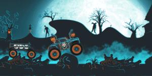 Hra - Halloween Monster Transporter
