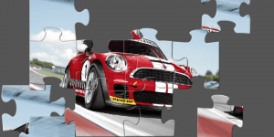 Hra - Mini Cooper Race Car