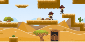 Hra - Cowboy and Cowgirl: At Wild West