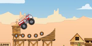 Hra - Fireman Kids Western