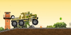 Hra - Bomb Transport