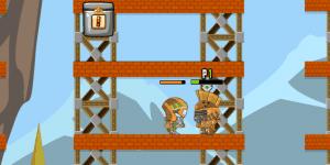 Hra - SD Robo Battle Arena