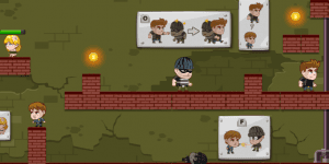 Hra - Police Team Rescue