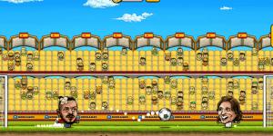 Hra - Puppet Football Spanish League