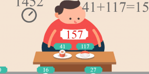 Hra - Feed Math