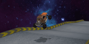 Hra - Space Buggy