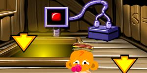 Hra - Monkey Go Happy Stage 35