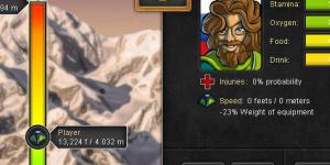 Hra - Seven Summits