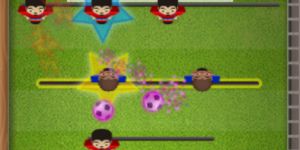Hra - Foosball Super Shooter