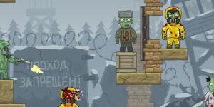 Hra - Ricochet Kills 6: Siberia
