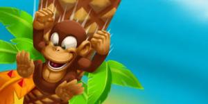 Hra - Monkey Bounce