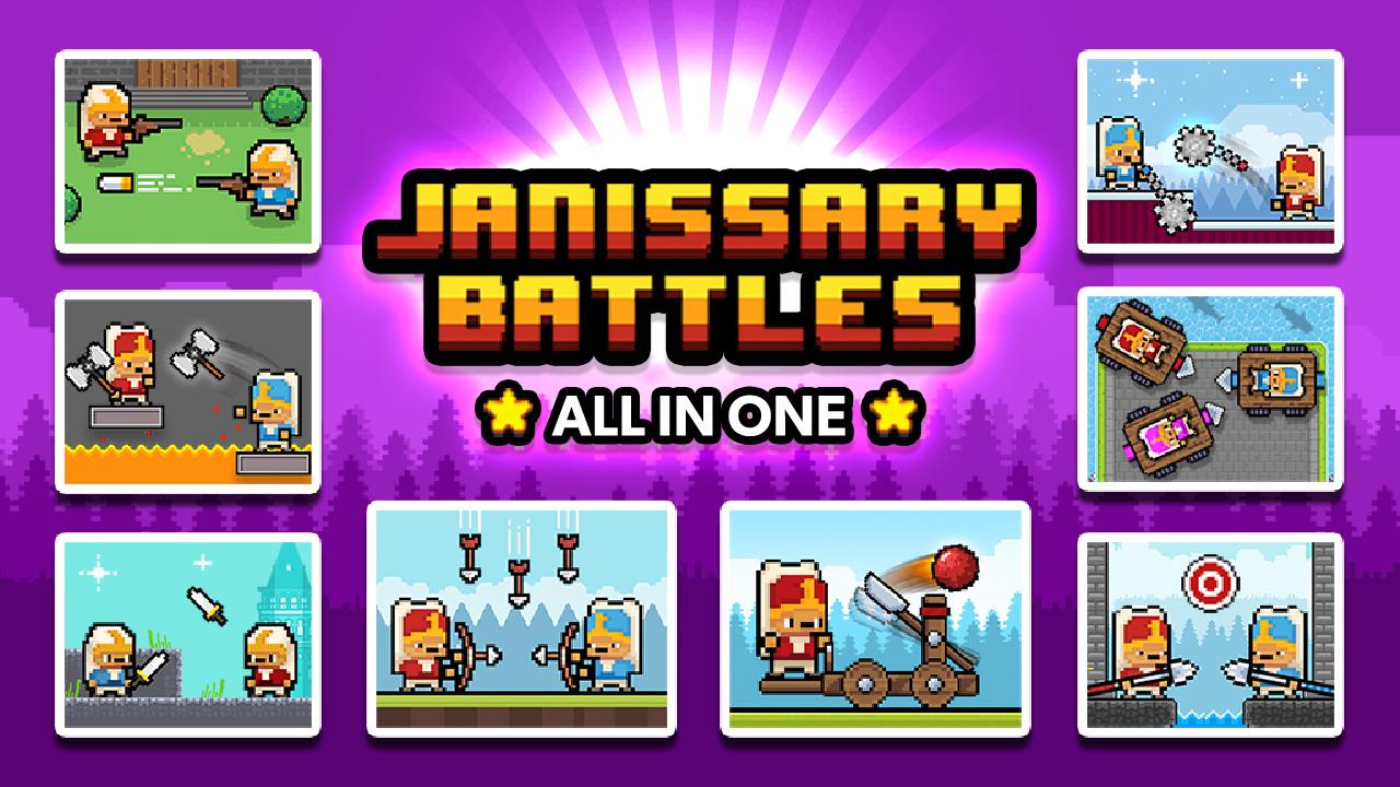 Hra - Janissary Battles