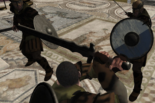 Hra - Parthian Warrior
