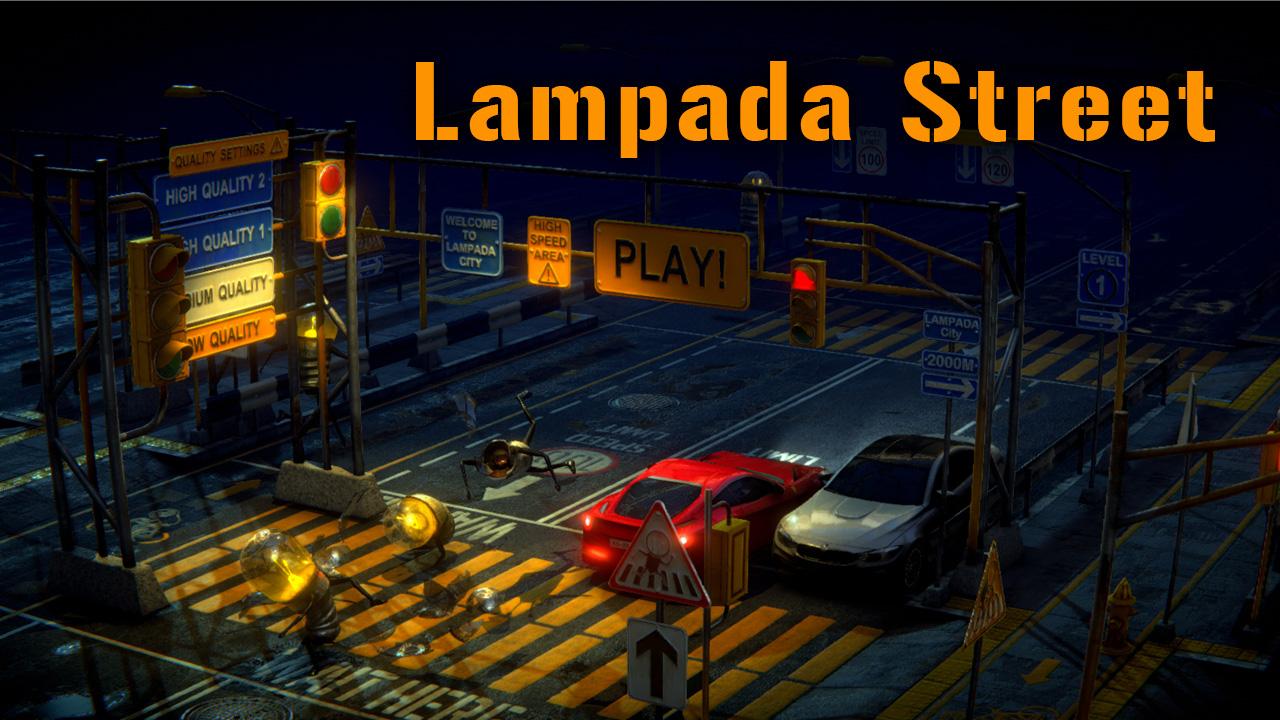 Hra - Lampada Street