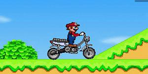 Hra - Super Mario Moto
