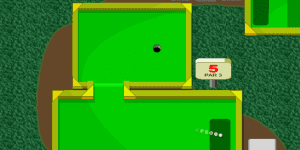 Hra - Mini Putt 3