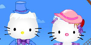 Hra - Hello Kitty Romance