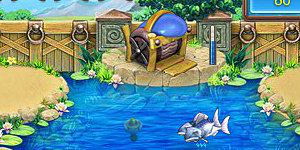 Hra - Farm Frenzy Gone Fishing