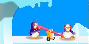 Hra - Flying Penguins