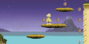 Hra - Turtle Odyssey 2