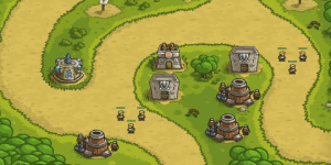Hra - Kingdom Rush