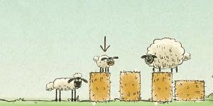 Hra - Home Sheep Home