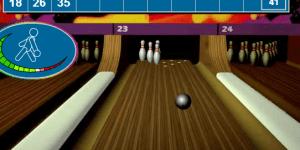 Hra - King Pin Bowling