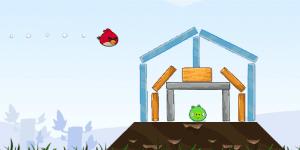 Hra - Angry Birds