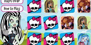 Hra - Monster High Memory