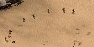 Hra - Desert Moon