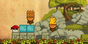 Hra - Ninja Mushroom