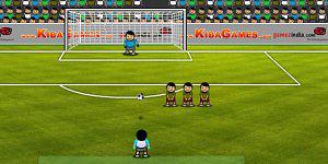 Hra - Free Kicker