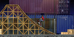 Hra - BMX Master